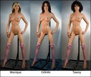 love doll varieties